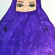 Isalm Woman Art Print