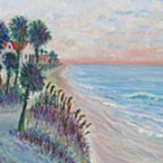 Isle of Palms Art Print