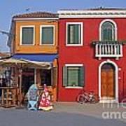Italy Venice  Art Print