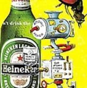 It's Still Beer Art Print