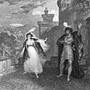 Ivanhoe, 1832 Art Print