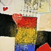 Jack Of Hearts 46-52 Art Print