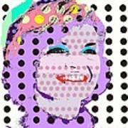 Jackie O Art Print by Ricky Sencion