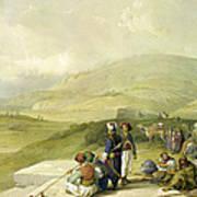 Jacobs Well At Shechem  Art Print