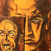 Jail 3 Art Print