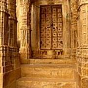Jaisalmer Palace Art Print