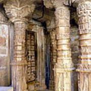 Jaisalmer Temple Art Print