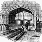 James Watt: Tomb, 1819 Art Print
