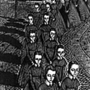 Jane Eyre Art Print by Granger