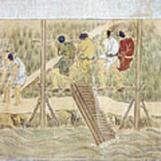 Japan: Irrigation, C1575 Art Print