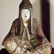 Japan: Statue, 9th Century Art Print