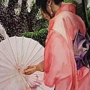 Japanese Based Print by Kodjo Somana