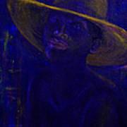 Jazz Mood Art Print