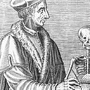 Jean Fernel, French Physician Art Print
