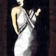 Jean Harlow 2 Art Print
