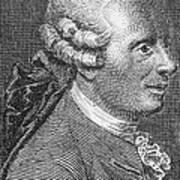 Jean Le Rond Dalembert, French Polymath Art Print