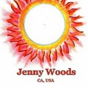 Jenny Woods Art Print