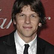 Jesse Eisenberg At Arrivals For 22nd Art Print