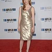 Jessica Chastain At Arrivals For I Am Art Print by Everett