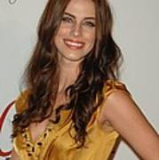 Jessica Lowndes At Arrivals For The Art Print by Everett