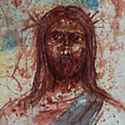 Jesus Christ Print by Thomas Lentz