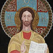 Jesus The Teacher Art Print
