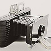 Jiffy Kodak Vp Camera Art Print