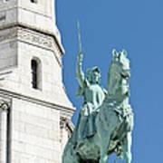 Joan Of Arc Iv Art Print