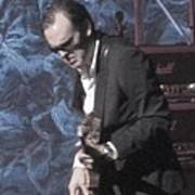 Joe Bonamassa Art Print by Todd Sherlock