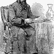 John A. Rawlins Art Print
