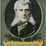 John Bigelow, American Diplomat Art Print