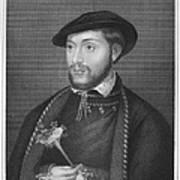 John Dudley (1502?-1553) Art Print