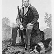 John James Audubon, French-american Art Print