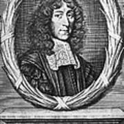 John Mayow (1640-1679) Art Print