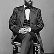 John Mercer Langston 1829-1897, Son Art Print