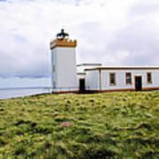 John O Groats Lighthouse Art Print