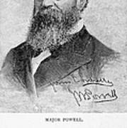 John Wesley Powell Art Print