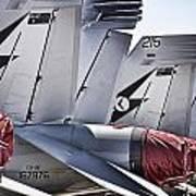 Joint Operations Squadron V5 Art Print