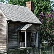 Jones Law Office Appomattox Court House Virginia Art Print