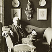 Joris Karl Huysmans Art Print
