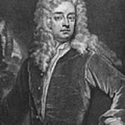 Joseph Addison (1672-1719) Art Print
