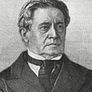 Joseph Henry, Us Physicist Art Print