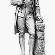 Joseph Priestley (1733-1804) Art Print by Granger