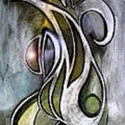 Joy Neoglyph Art Print