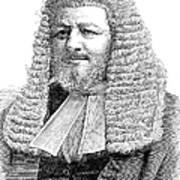 Judah Philip Benjamin Art Print