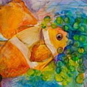 Juicy Snack IIi Art Print