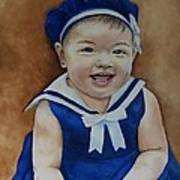 Julia Art Print by Stefon Marc Brown