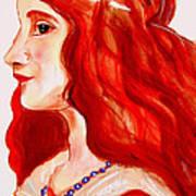 'juliet' Art Print