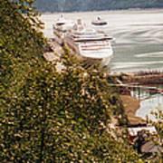 Juneau Alaska Art Print