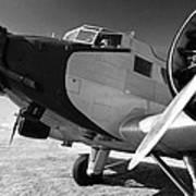 Junkers Ju 52 1939 Art Print